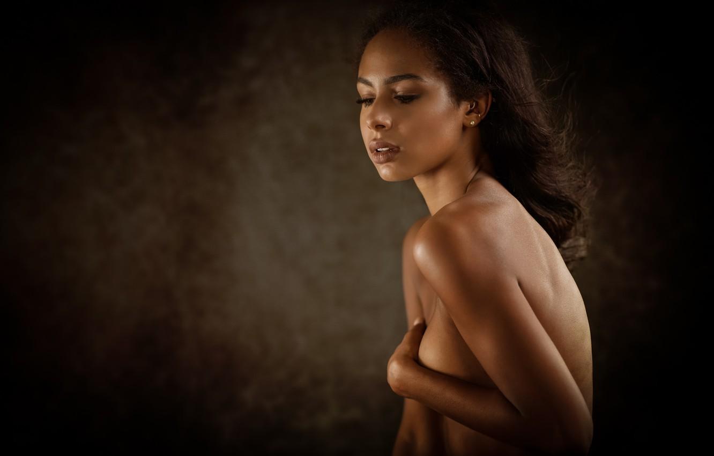 Фото обои девушка, тело, красота