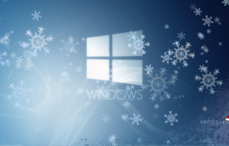 Фото обои windows 7, windows, обои на рабочий стол, холодные, windows 10, обои 1920x1080, зима 2018, зима …