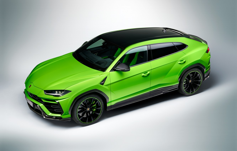Фото обои Lamborghini, Urus, 2020, Pearl Capsule