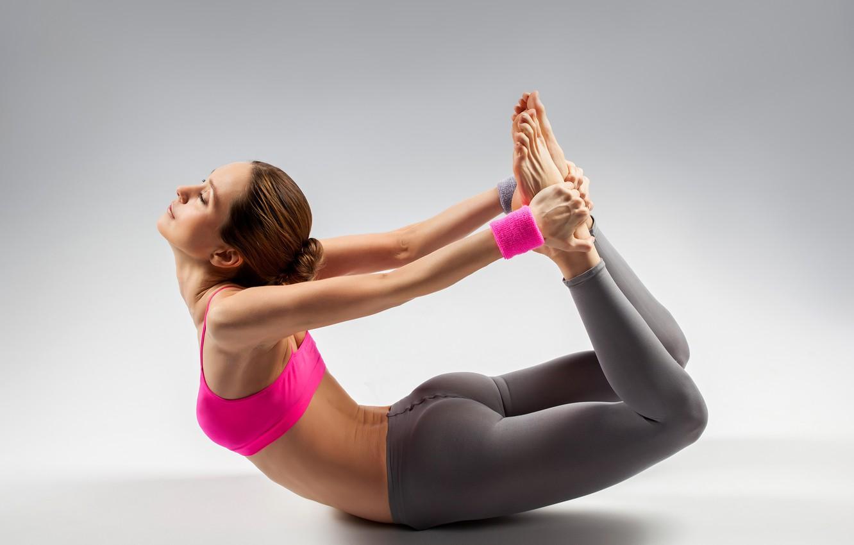 фото красивое гибкое тело женщины тонкая