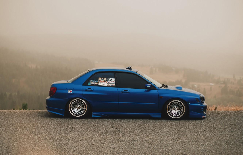 Фото обои Subaru, Impreza, Subaru Impreza