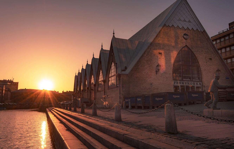 Фото обои Швеция, Гётеборг, Gothenburg