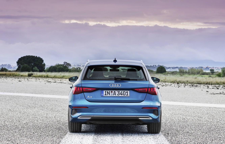 Фото обои Audi, Audi a3, Audi A3 Sportback
