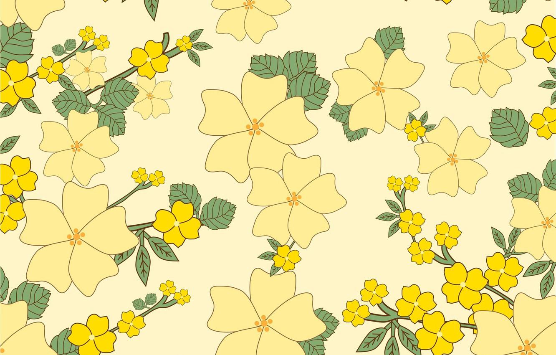 Фото обои цветы, ретро, фон, текстура