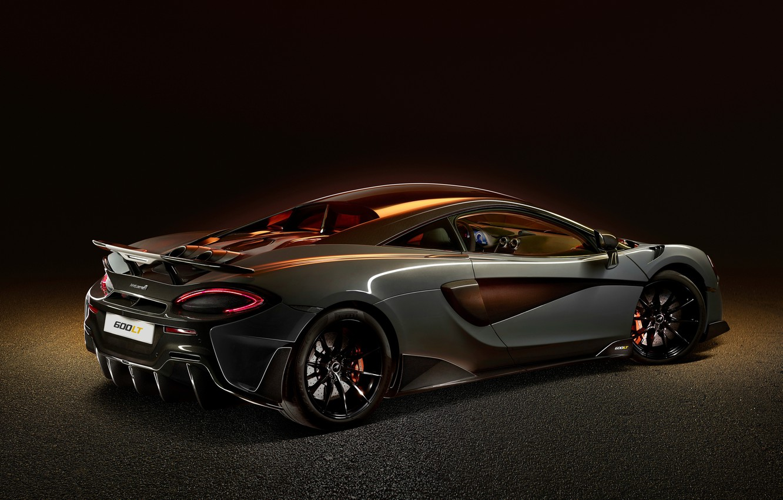 Фото обои McLaren, суперкар, 2019, 600LT