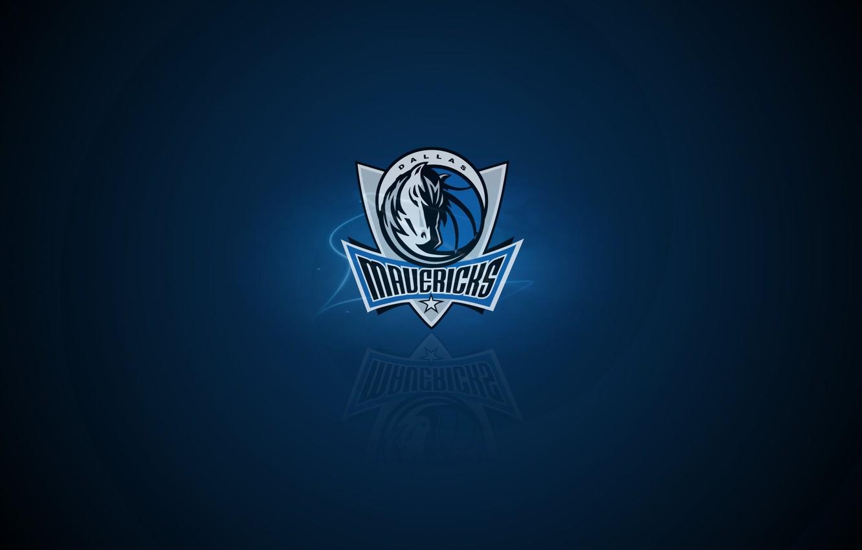 Фото обои Logo, NBA, Basketball, Sport, Dallas Mavericks, Emblem, American Club