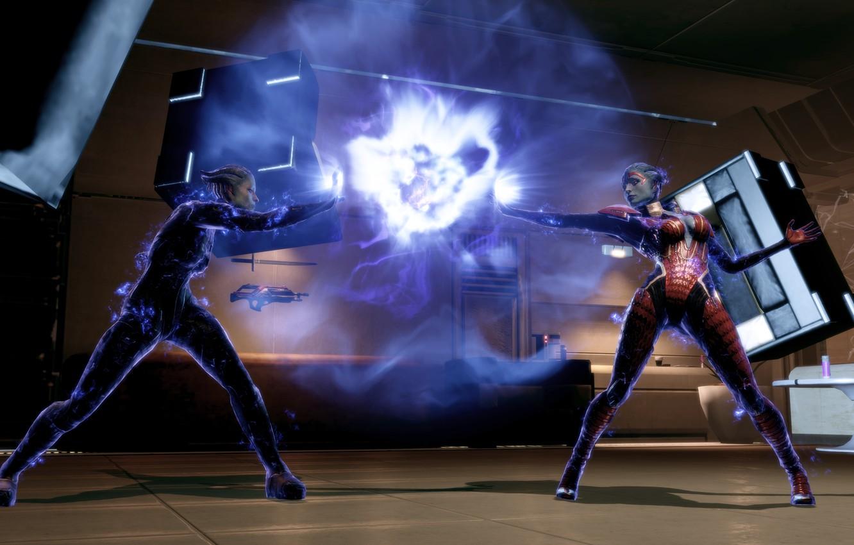 Фото обои Mass Effect 2, Mass Effect, Mass effect 3, Mass Effect 2.Тали