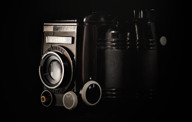 Обои камера, фон, makro. HI-Tech foto 16
