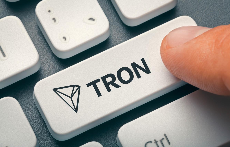 Фото обои размытие, кнопки, палец, клавиатура, tron, TRON, buttons, keyboard, trx