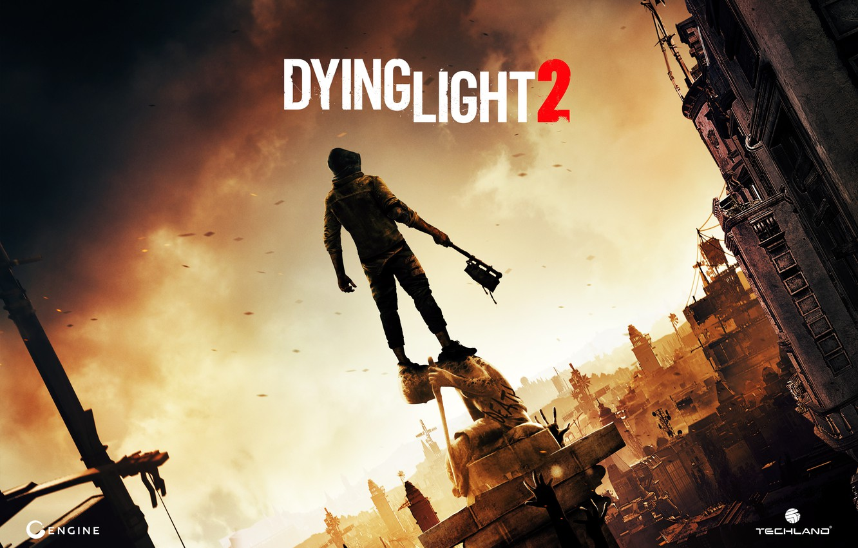 Фото обои Игра, Game, Dying Light 2