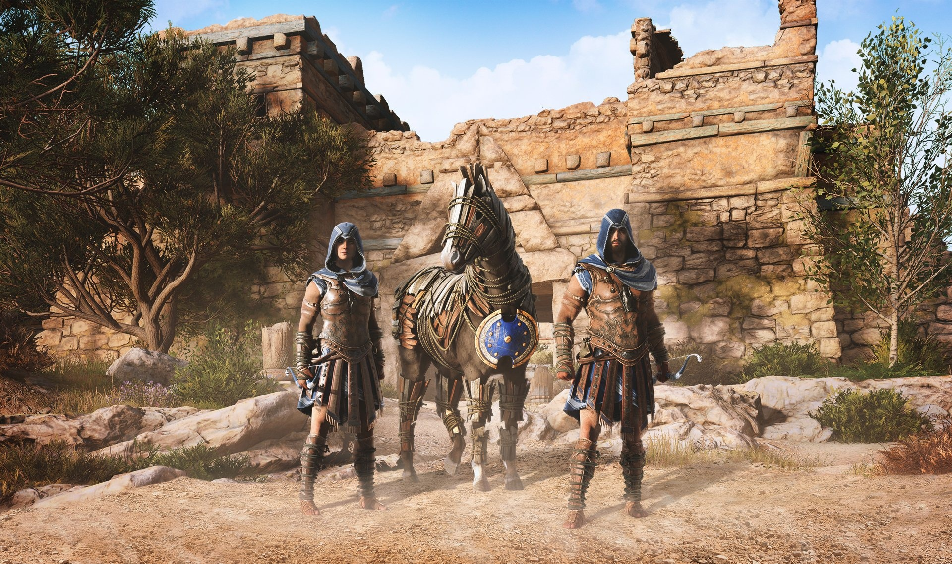assassins creed odyssey free - HD 1332×850