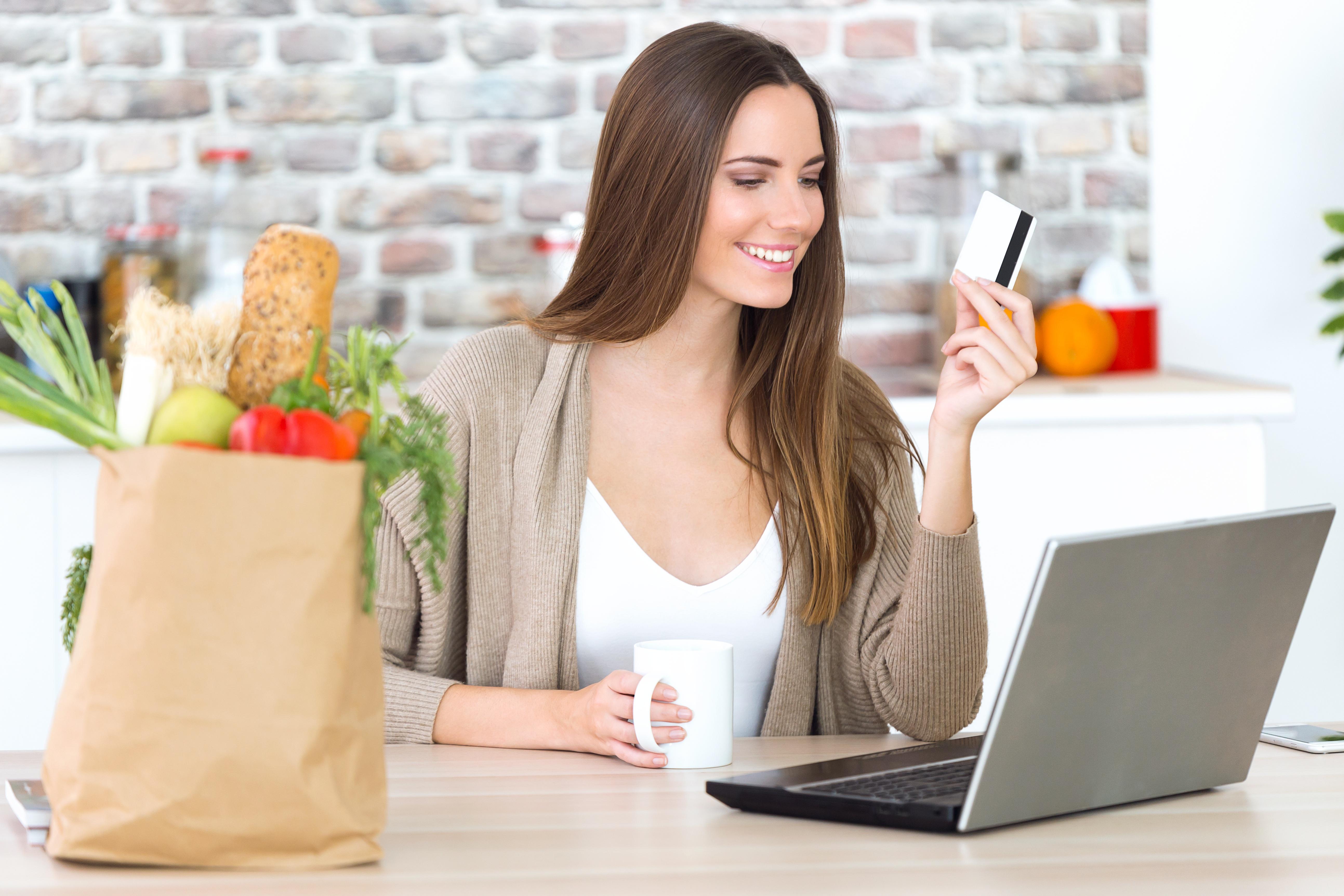 интернет магазин с продуктами