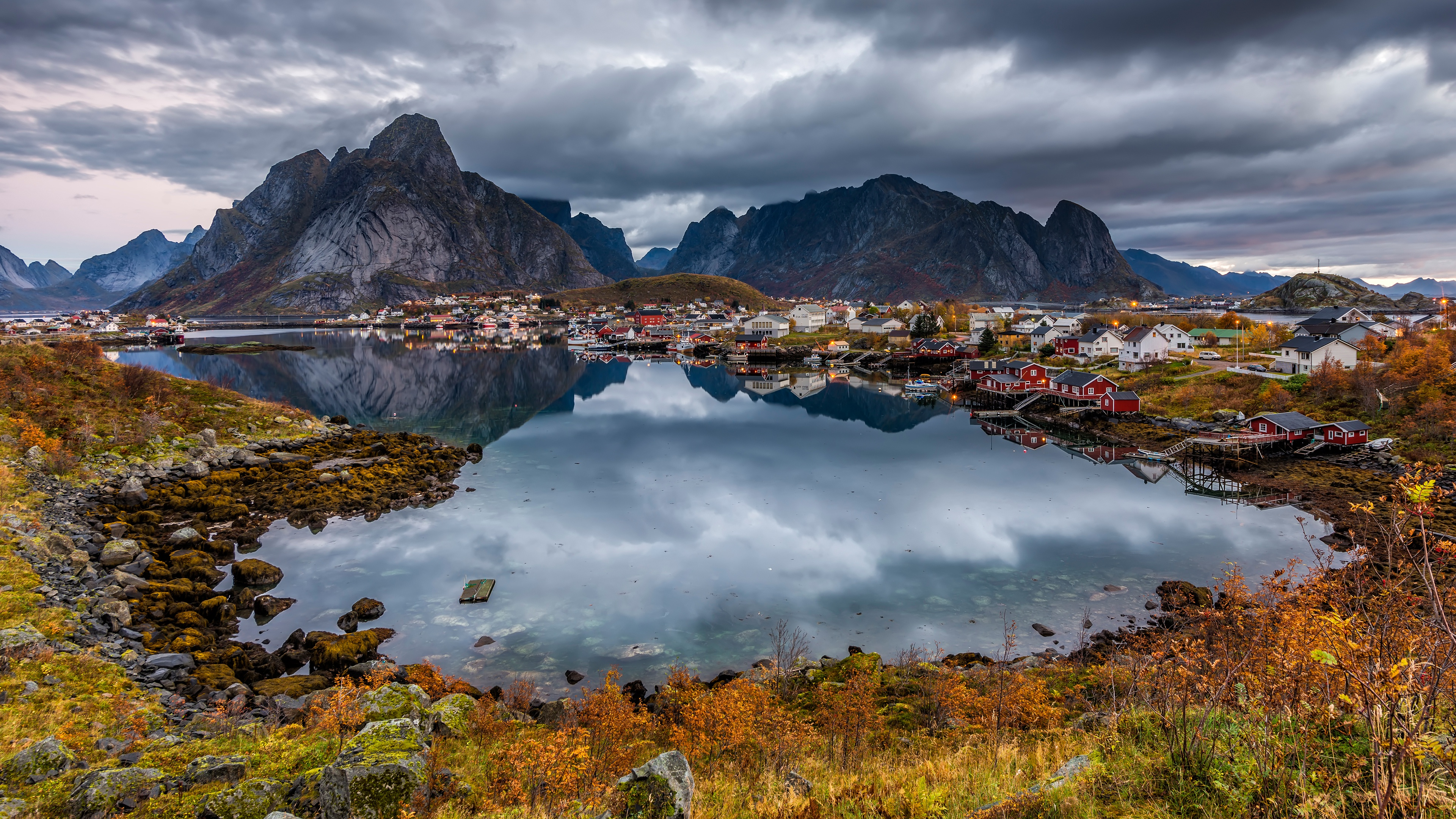 lofoten islands images - HD 3840×2160