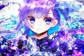 Картинка взгляд, девочка, Fate / Grand Order, Судьба великая кампания