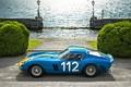 Картинка ferrari, blue, gto, 250, Ferrari 250 GTO