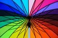 Картинка фон, цвет, радуга, colors, зонт, colorful, rainbow, umbrella, bright