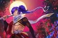 Картинка взгляд, меч, парень, Fate / Grand Order, Судьба великая кампания