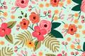 Картинка цветы, фон, background, floral